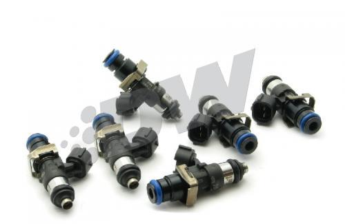 350Z-370Z 03-15 / GTR VR38DETT 09-15 / Skyline NEO RB25DET 98-02 / G35/G37 03-14 Bosch EV14 2200CC (Toppmatade) Spridare Deatschwerks