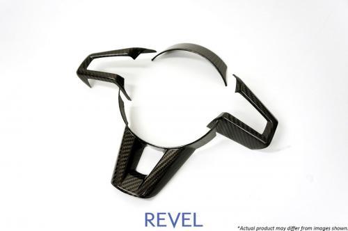 MX-5 ND 16-18 Kolfiber Rattinlägg Revel GT