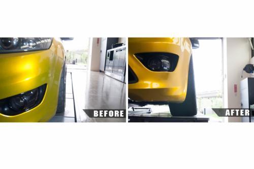 Ford / Volvo Rollcenter- / Camber-justering 4 Delar/Set - Hardrace
