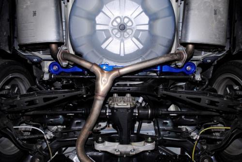 Subaru WRX/STI 13+ / Levorg 16+ Bakre Subframe Stag 1PC/SET Hardrace
