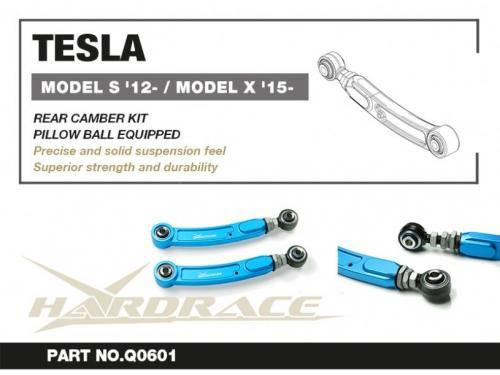 Tesla Model S / Model X 15- REAR CAMBER KIT (Pillowball) - 2PCS/SET