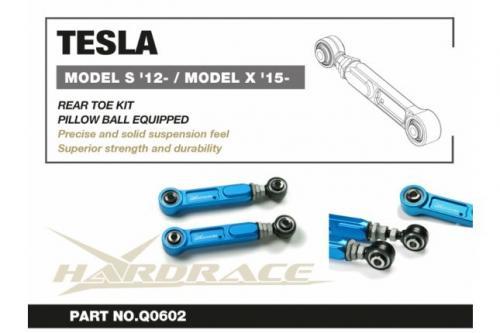 Tesla Model S / Model X 15- REAR TOE KIT (Pillowball) - 2PCS/SET