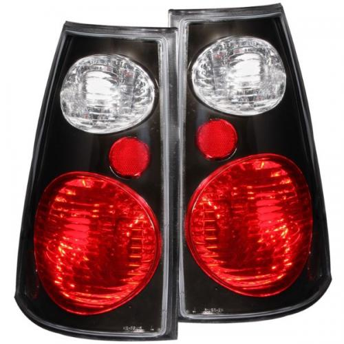FORD Explorer 2001-2005 SPORT TRAC Taillights Black ANZO
