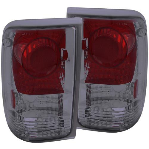 FORD Ranger 1993-1997 Taillights Smoke ANZO