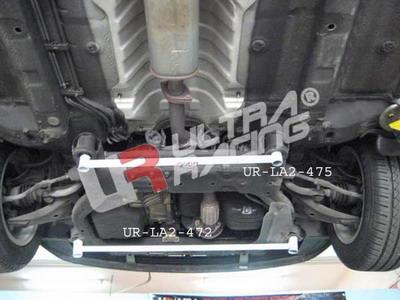 Hyundai Accent 06+ / Kia Rio 1.4 UltraRacing Bakre Nedre Stabiliseringsstag 475