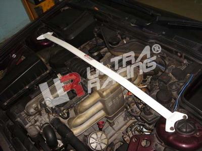 BMW 7-Series E32 UltraRacing 2-Point Front Upper Strutbar