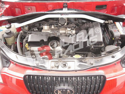 Kia Picanto UltraRacing 2-Point Front Upper Strutbar