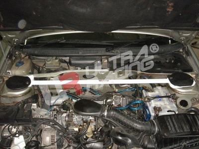 Peugeot 405 UltraRacing 2-Punkts Främre Fjäderbensstag