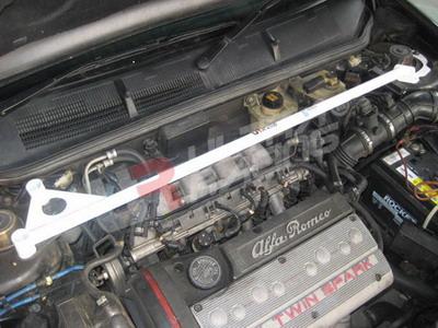 Alfa Romeo 146 UltraRacing 2-Punkts Främre Fjäderbensstag