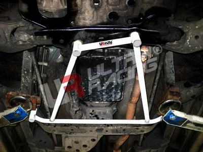 Ford Ranger 2.3 93+ UltraRacing 4-Point Front H-Brace