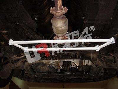 Hyundai i30 / Elantra 08+ UltraRacing 4-Punkts Främre H-Stag