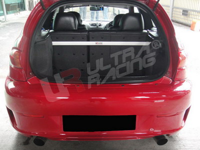Alfa Romeo 147 UltraRacing 2-Point Rear Upper Strutbar