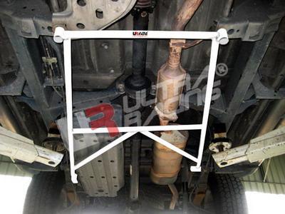 Ford Ranger 2.3 93+ UltraRacing 4-Punkts Bakre Förstärkingsstag