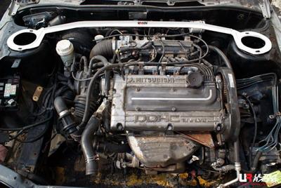 Mitsubishi EVO 1/2/3 UltraRacing Främre Fjäderbensstag