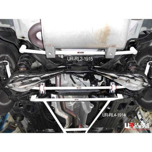 Volvo V60 1.6T 10+ / XC60 08+ 2.0T Ultra-R 2P Rear Lower Bar