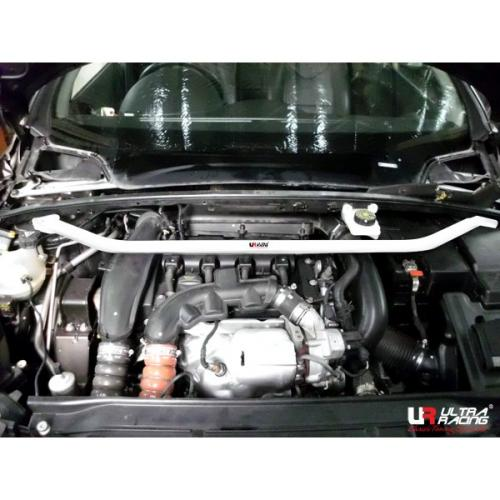 Peugeot 408 1.6T 10+ Ultra-R 2-Point Front Upper Strutbar