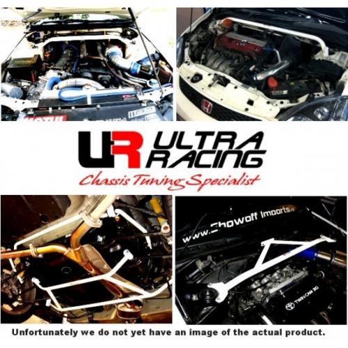 Nissan Cube Z11 1.5 02-08 UltraRacing 2-Punkts Bakre Torsion-stag