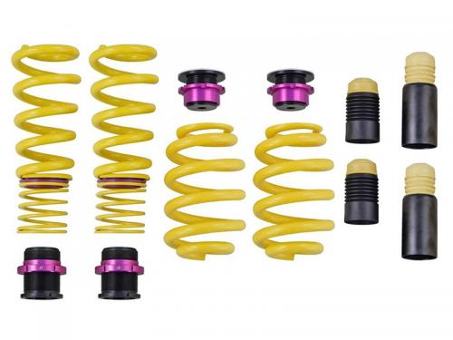 A4 (B8, B81) Kombi 2WD, 4WD 04/08-09/15 Height Adjustable Spring Kit KW Suspensions