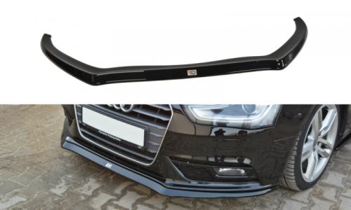 Audi A4 B8 (Facelift) Frontsplitter V2 Maxton Design