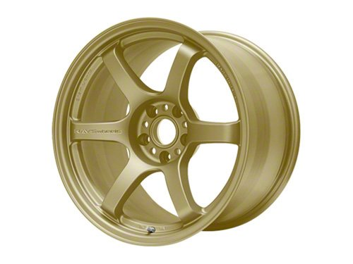 Gram Lights 57DR, 15X8.0, 35, 4x100, GOLD