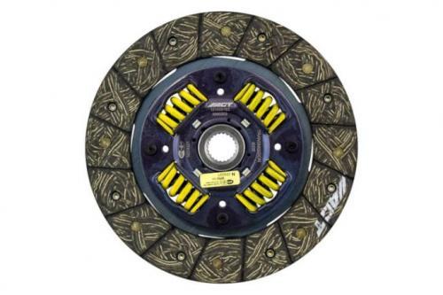 3000203 ACT Perf Street Sprung Disc