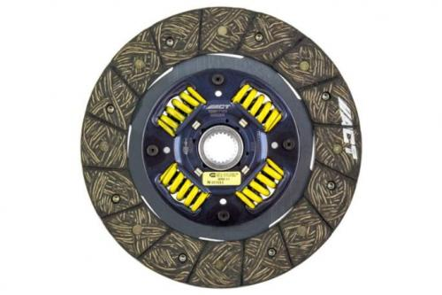3000204 ACT Perf Street Sprung Disc