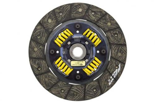 3000618 ACT Perf Street Sprung Disc