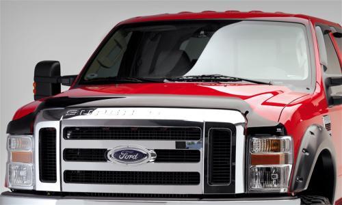 11-15 Ford Explorer Superguard Hood Shield (303631) EGR