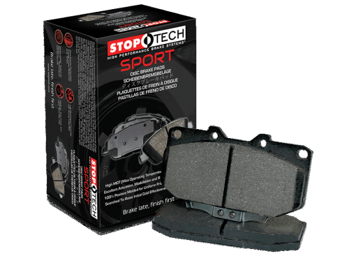 Chevrolet / Pontiac Sport Brake Pads Front Stoptech