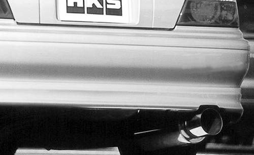 Chaser / Cresta / Mark II JZX100 98-01 HKS Silent Hi-Power Catback