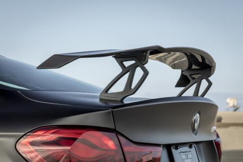 BMW M4 GTS Vorsteiner VRS GTS-V Aero Kolfibervinge PP 1X1 Glansig
