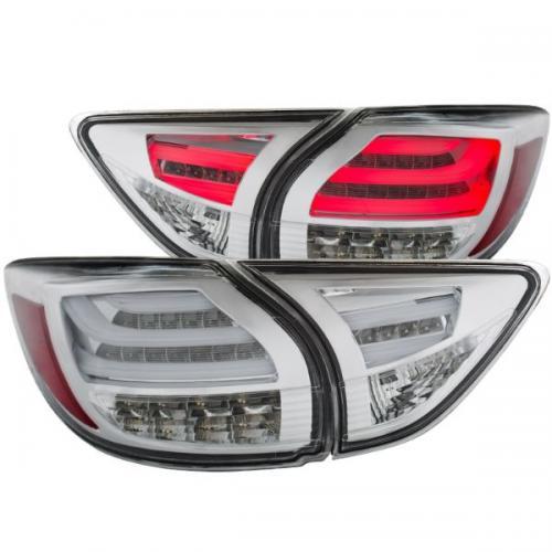 Mazda CX-5 2013-2015 LED Baklampor Krom ANZO