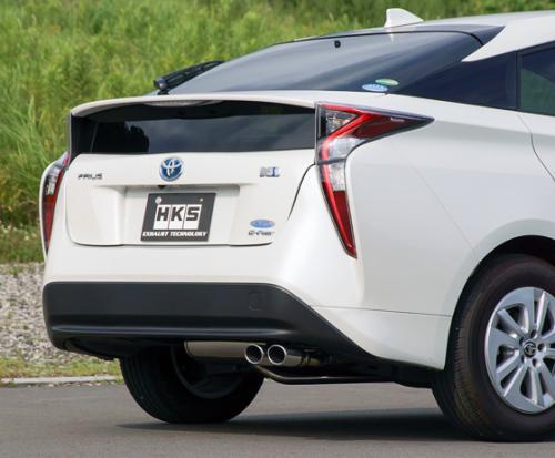Prius 4WD 16- HKS Legamax Premium Cat-Back