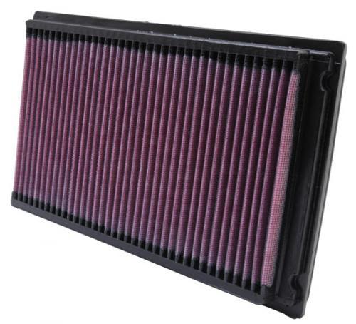 NISSAN Ersättningsfilter  K&N Filters