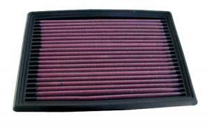 AIR FILTER, NIS 300ZX 3.0L 90-96, HONDA CIVIC V 1.4/1.6L 95-01 Ersättningsfilter  K&N Filters