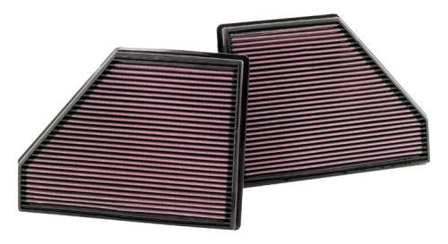BMW X5 4.8L 07-10 Ersättningsfilter  K&N Filters