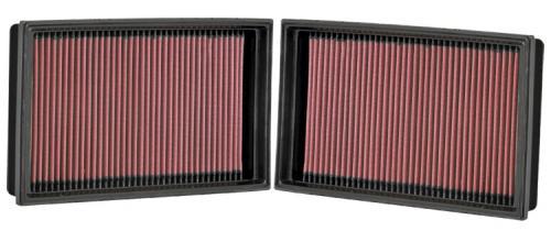 BMW 750i / 760i 07-08 Ersättningsfilter K&N Filters