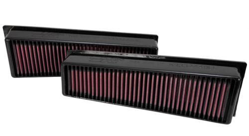 BMW X5M / X6M 09-14 Ersättningsfilter  K&N Filters
