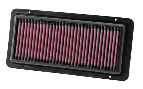 Lamborghini Gallardo 03-08 (Kräver 2st) Ersättningsfilter  K&N Filters