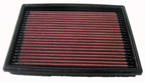 Citroen Berlingo / Xsara / Peugeot 206 / Partner 98-08 Ersättningsfilter  K&N Filters