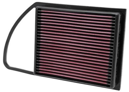Citroen / Fiat / Mitsubishi ASX / Peugeot / Toyota 1.6L Diesel 09-17 Ersättningsfilter  K&N Filters