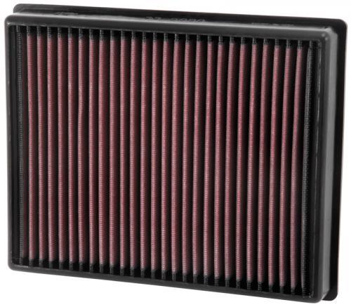 Ford Mondeo 1.5L/2.0L 14-17 / S-Max 1.5L/2.0L 15-17 / Galaxy 1.5L/2.0L 15-17 M.FL Ersättningsfilter  K&N Filters