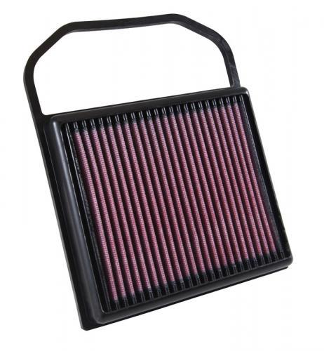 Mercedes 320 / 400 / 450 / 500 14-18 (Kräver 2st) Ersättningsfilter  K&N Filters