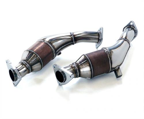 350Z / 370Z 07- VQ35HR / VQ37HR HKS Metal Catalyzer