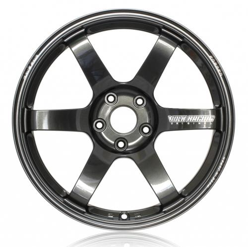 TE37 Saga 18x12.0 Diamond Dark Gunmetal Volk Racing RAYS