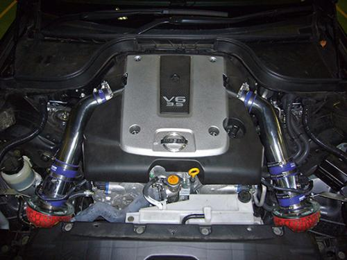 370Z 08- HKS Racing Suction