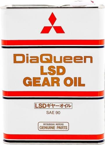 Dia Queen LSD Gear Oil 4L Mitsubishi OEM
