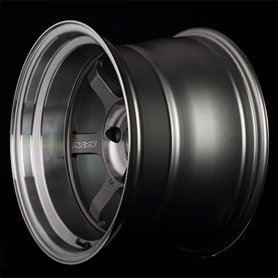 TE37VSL 1920Limited 4x114.3 Pressed Graphite Fälg Volk Racing RAYS