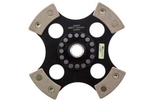 4228022 ACT 4 Pad Rigid Race Disc
