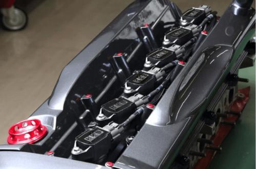 BNR32 RB26DETT Super Fire Racing Coil Pro Tändspolar Coil on Plug HKS